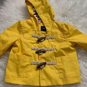 Infant Gap raincoat. Great Condition. Size 3-6 M